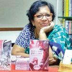 "Sundari Venkatraman:  ""I am glad that so many publishers refused me, because today by self-publishing my books I earn enough monthly to run a middle class household on my own."""