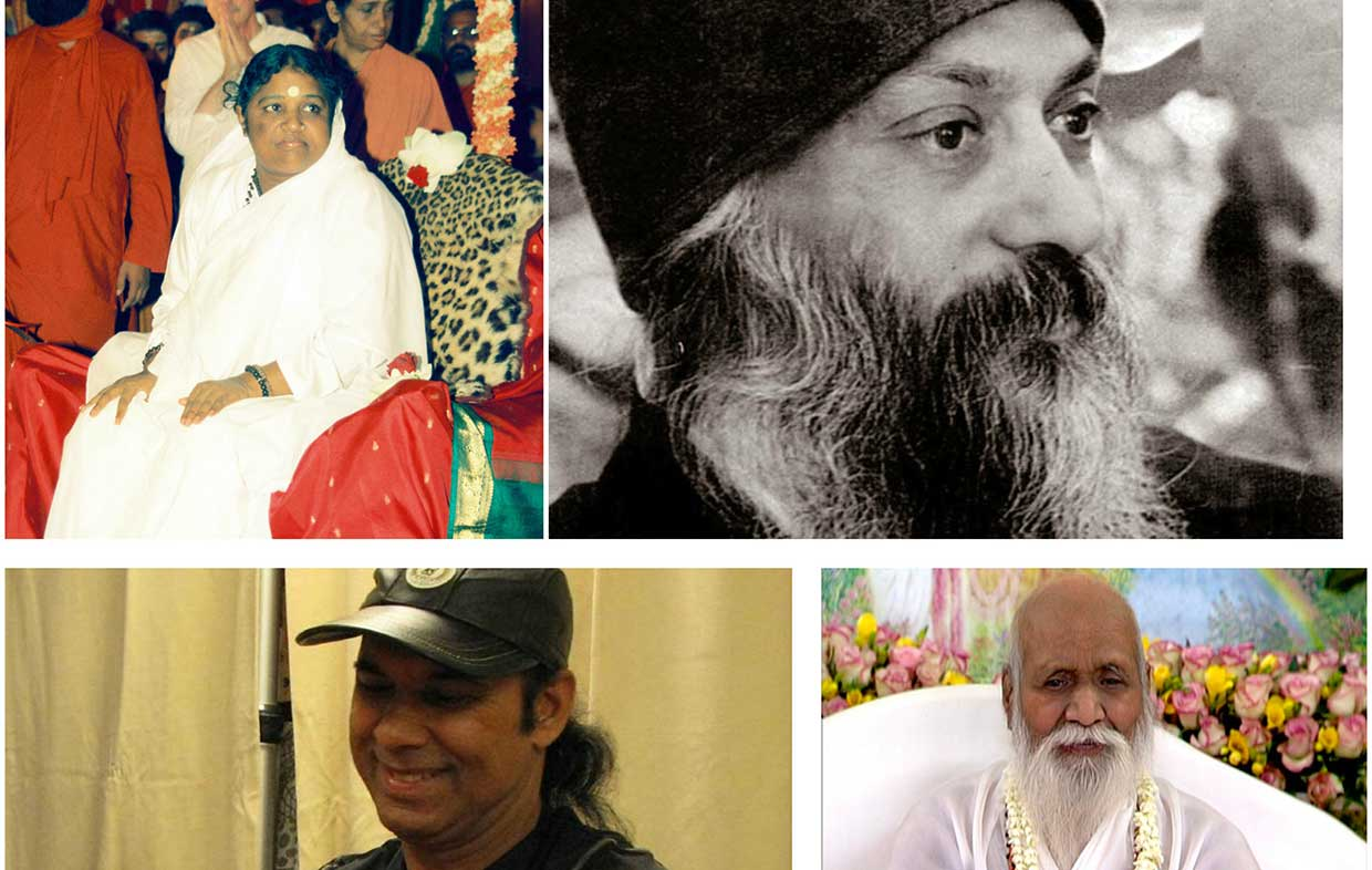 4 Gurus With Global Following Who Were At The Centre Of Controversies